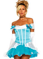Adult Glass Slipper Princess Costume
