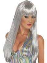 Glitter Disco Wig [42166]