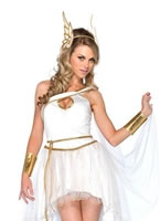 Goddess Hermes Costume [85117]