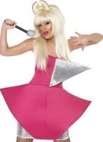 Adult Lady Gone GaGa Costume [28170]