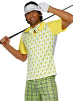 Adult Gone Golfing Costume