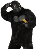 Adult Gorilla Costume [01010]