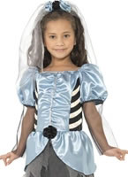 Gothic Bride Childrens Costume