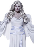 Adult Gothic Manor Cemetery Angel Costume [33064]