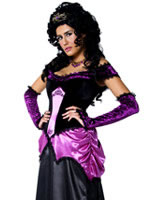 Adult Gothic Manor Countess Nocturna Costume [36118]