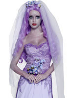 Gothic Manor Ghost Bride Costume [33585]
