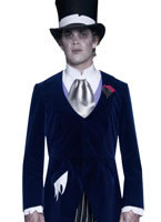 Gothic Manor Groom Costume [33586]
