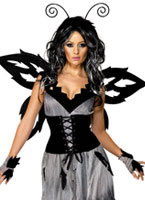 Adult Gothic Manor Sinister Forest Fairy Costume
