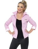 Adult Deluxe Grease Pink Lady Jacket [25875]