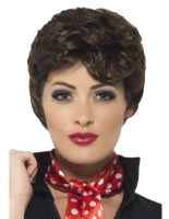 Grease Rizzo Wig