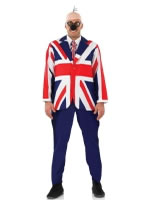 Adult Great British Penfold Costume