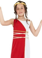 Child Grecian Girl Childrens Costume