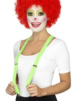 Green Clown Braces