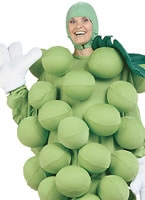 Adult Green Grapes Costume [9501]