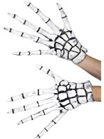 Grim Reaper Skeleton Gloves [48181]
