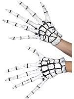 Grim Reaper Skeleton Gloves [48181]
