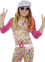 Groovy Glam Child Costume