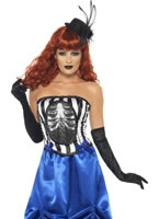Grotesque Burlesque Pin Up Costume [38867]