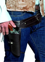 Wandering Gunman Belt and Holster [33097]