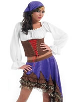 Gypsy Queen Costume