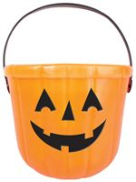 Hallo-ween Friends Candy Pumpkin Bucket [9907453]