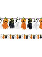 Halloween Icons Tissue Garland