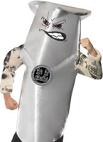 Adult Hard As Nails Costume