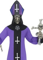 Haunted Court Bishop Costume [29177]