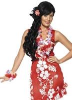 Adult Hawaiian Beauty Costume [33043]