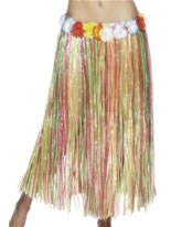 Adult Hawaiian Hula Skirt
