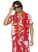 Adult Hawaiian Hunk Costume [33070]