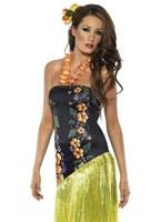 Adult Hawaiian Luscious Luau Costume [34148]