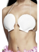 Adult Hawaiian Seashell Bra