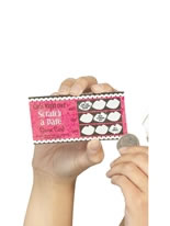 Hen Night Dare Scratch Cards