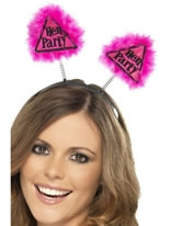 Hen Party Warning Boppers