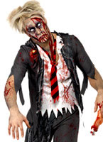 Zombie School Boy Costume [32928]