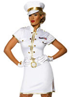 Adult High Seas Captain Costume [35260]