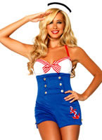 Adult High Seas Honey Costume