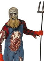 Adult Hillbilly Zombie Costume