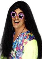 Hippy Wig Black