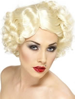Hollywood Icon Wig Blonde [42187]
