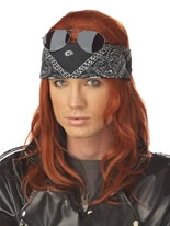 Hollywood Rocker Wig [70596]