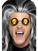 Holographic Skull Glasses [45579]