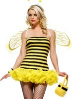 Adult Honey Bee Costume [8412]