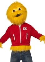 Adult Honey Monster Costume [34220]