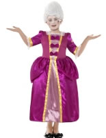 Child Horrible Histories Georgian Girl Costume