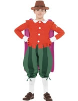 Horrible Histories Guy Fawkes Costume