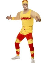 Hulk Hogan Costume [37943]