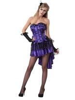Hurly Burly Burlesque Costume