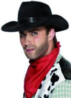 Adult Black Indestructible Cowboy [25626]